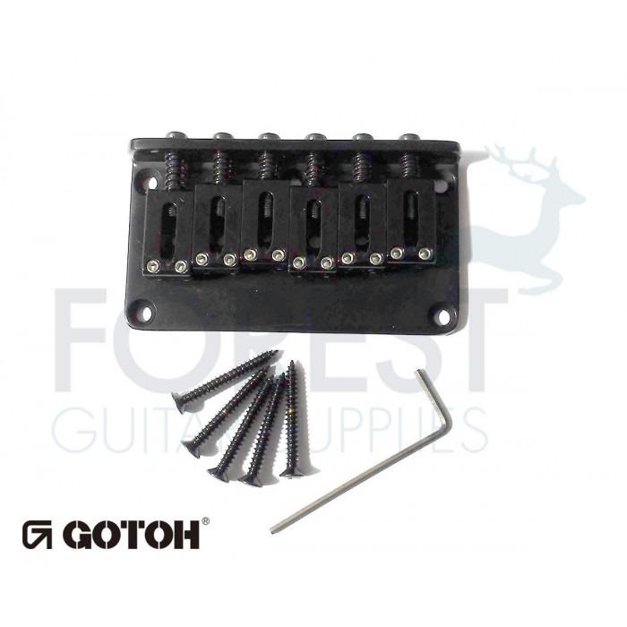Gotoh Hardtail fixed bridge GTC101 Fender® Tele or Strat ® style on