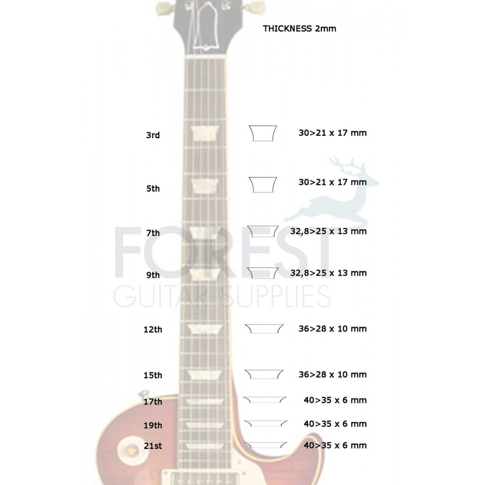 Gibson Les Paul 50s Style Wiring Download Diagrams Jr U00ae Standard Trapezoid Celluloid Inlay Gibso Kits