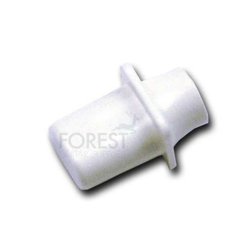 TL 50´s style top hat switch tip knob white