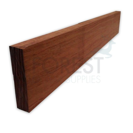 Guitar neck blank Bubinga 700 x 100 x 26 mm