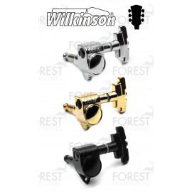 Wilkinson ® WJ-309 machine heads imperial deco style 3L+3R