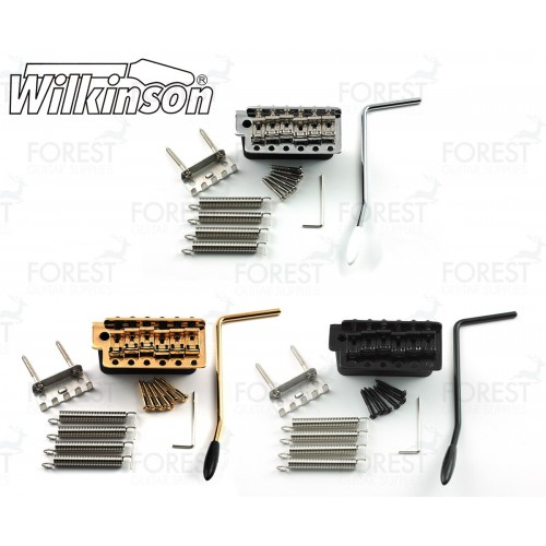 Wilkinson ® vintage 1954 guitar tremolo bridge replica, WVC