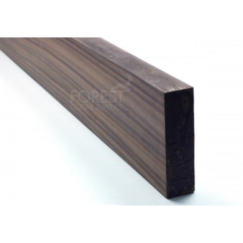 Guitar neck blank quarter sawn, first quality Indian Rosewood  720x100x29 mm