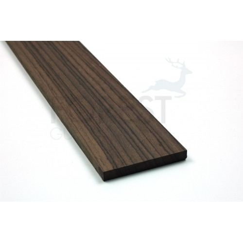Indian Rosewood first quality Bass fretboard blank (85x720x8.5mm)