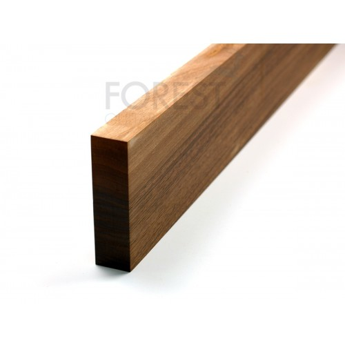 Guitar neck blank Spanish Walnut  700x100x29 mm