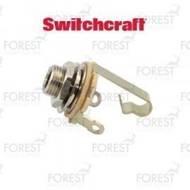 "Switchcraft ® SC11 Jack mono input 1/4"" inch"