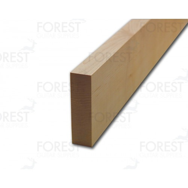 Quarter sawn guitar neck blank American hard maple