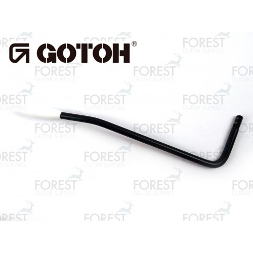 Gotoh A1 Tremolo arm / bar, black finish, Ø 5 mm, vintage style for Gotoh GE101T