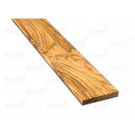 Olive wood fretboard blank (70x520x8 mm)