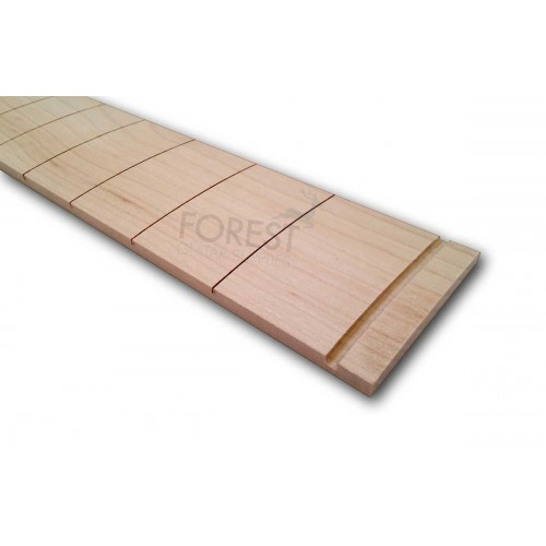 "Fretboard Fender ® scale 25.5"" (648mm)"