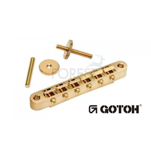 Gotoh GE103B Tom ABR1 style bridge, gold