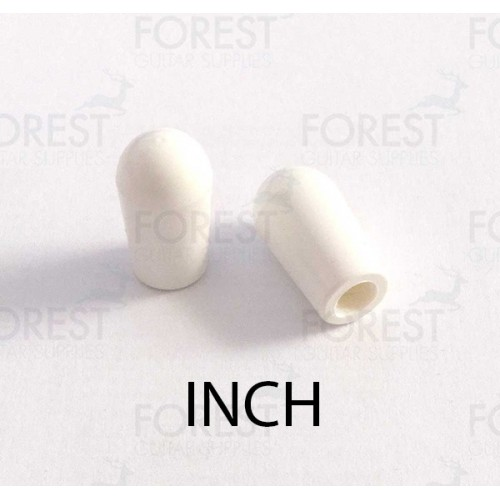 Gibson ® style toggle switch tip White for GIBSON USA inch