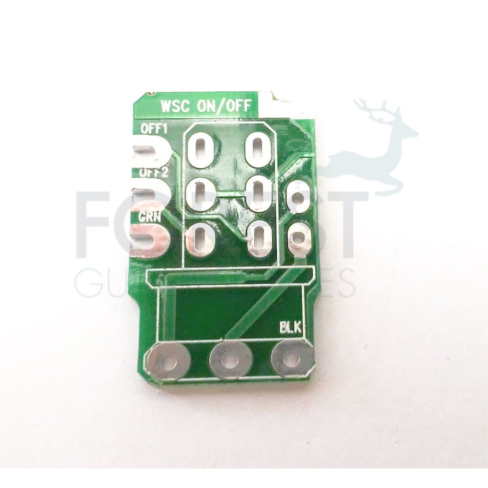 Pcb Circuit Board For Push Pull Guitar Potentiometer Serial Parallel How To Make A Pick On Off