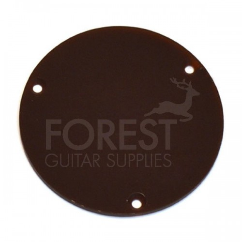 Gibson Les Paul ® aftermarket switch back cover Black, fits Gibson Les Paul USA ®