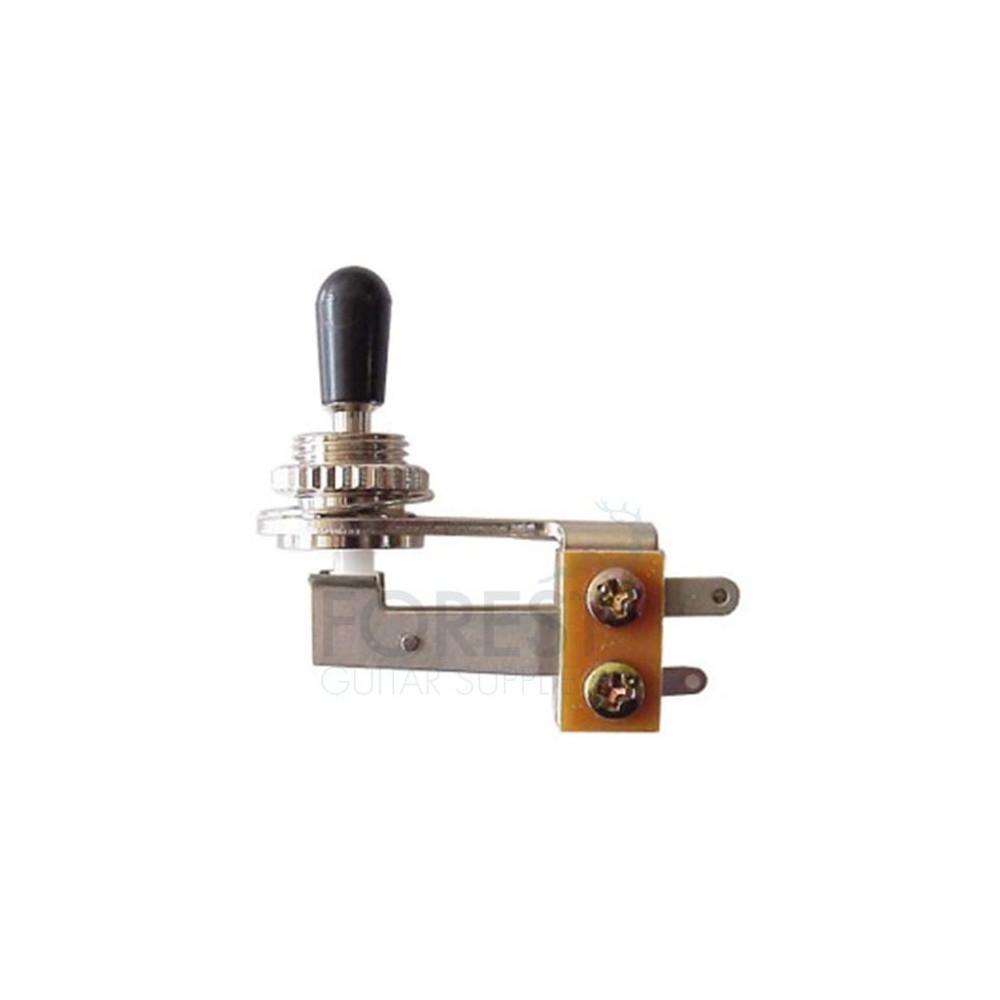 3 way toggle switch angled gibson sg aftermarket chrome. Black Bedroom Furniture Sets. Home Design Ideas